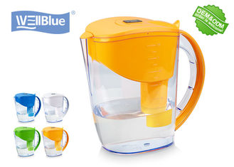 China Durable WellBlue Alkaline Water Pitcher , Kitchen Alkaline Water Jug For Healthy Life factory