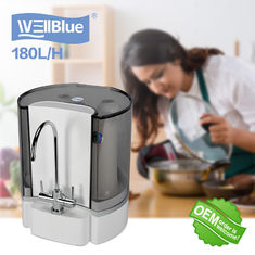 WellBlue BPA Free Alkaline Water Filter System , Low ORP Alkaline Water Purifier Machine