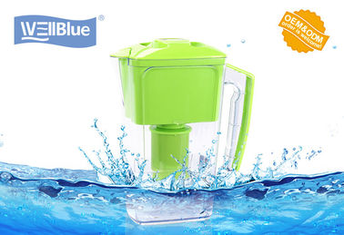 China 2.5L Intelligent Alkaline Water Pitcher, Antioxidant Alkaline Water Jug With Filter factory