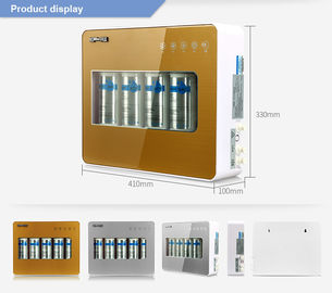 China Golden / Silver 5 Stages Ultrafiltration Water Purifier Machine For Remove Bacterials factory