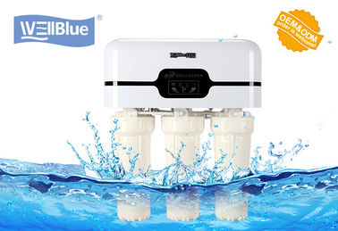 Reverse Osmosis Water Filter Machine , 5 Stage RO Technology Water Purifier