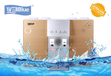 Wall Mounted RO Water Purifier With Heater And 5 Stage Composite Filtration