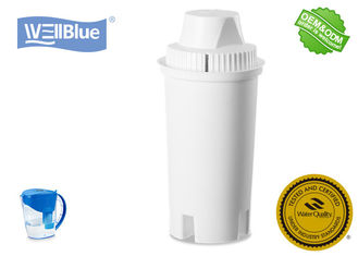 China Alkaline Water Jug Filter Cartridge With Active Carbon / Ion Exchange Resin factory