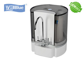 Desktop Alkaline Water Filter System 5 Stage , Food Grade Alkaline Water Purifier