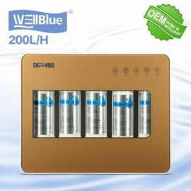 Healthy 5 Stage UF Water Purifierr , Ultrafiltration Alkaline Water Machine