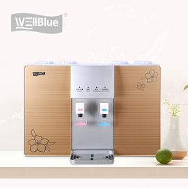 China Wall Mounted RO Water Purifier With Heater , Water Filter Machine For Home factory