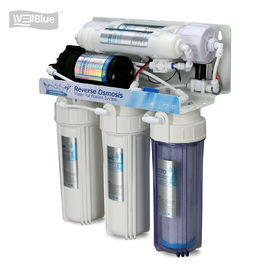5 Stage Reverse Osmosis Water Purification System With Membrane Filter