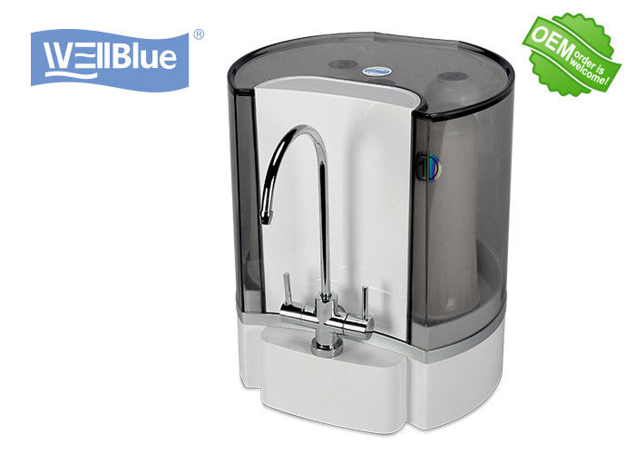 WellBlue Alkaline Water Purifier Machine For Remove Bacteria / Virus / E.Coli supplier