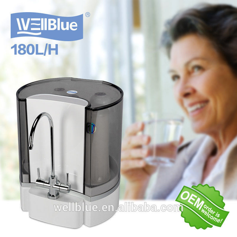 Domestic Clean Antioxidant Alkaline Water Filter System Household Pre-Filtration supplier