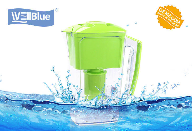 2.5L Classic Portable Alkaline Water Pitcher For Household Kitchen Use supplier