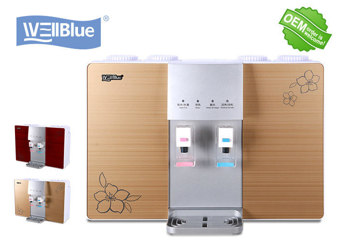 75GPD RO Membrane RO Water Filter Purifier With Heating Function Wall Mounted supplier