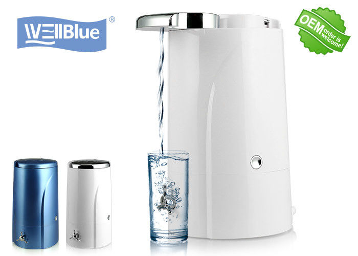 Countertop Portable Alkaline Mineral Water Purifier System 4 Stage Ultra Filtration supplier