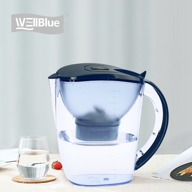 7 Stages Alkaline Water Purification Kettle With Maxtra Filter Carteiage supplier