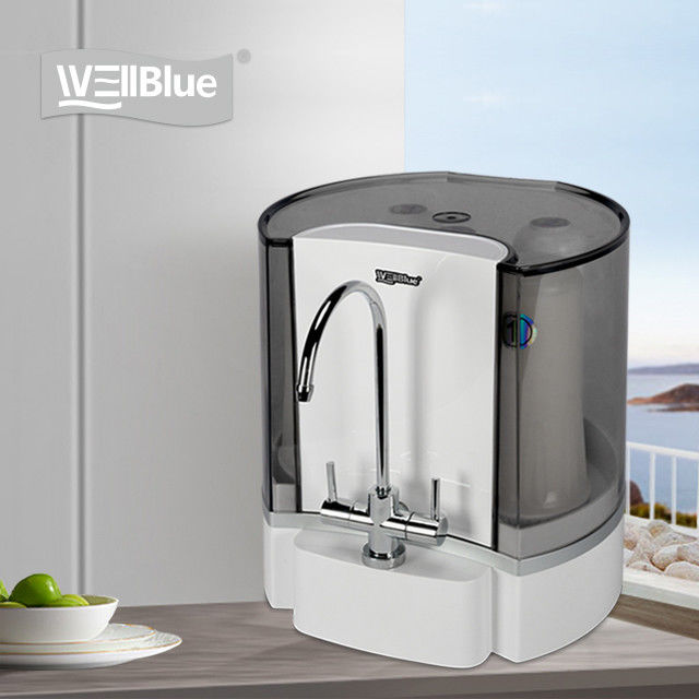 Home Use Double Function Alkaline Water System Ultra Filtration Water Purifier