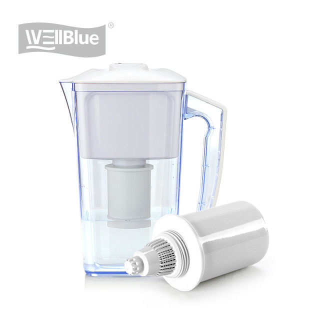 Amazon Hot selling WellBlue 2.5L multi-functional alkaline water ionizer
