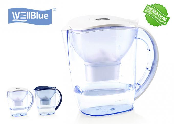 7 Stages Alkaline Water Purification Kettle With Maxtra Filter Carteiage