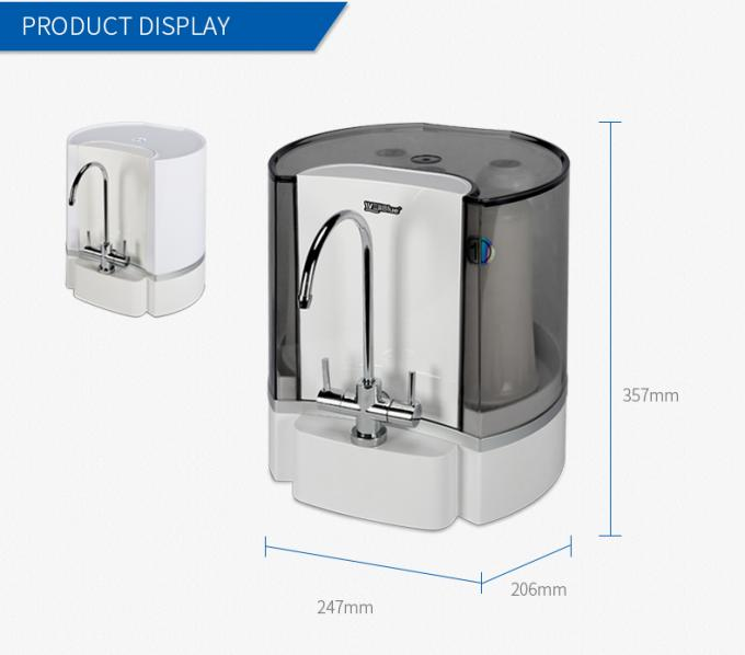 Domestic Clean Antioxidant Alkaline Water Filter System Household Pre-Filtration